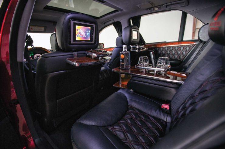 Lexus LS430 от Preston Ader