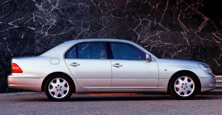 Lexus LS430 — Эволюция комфорта