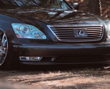 Превосходный Lexus LS430 из Атланты
