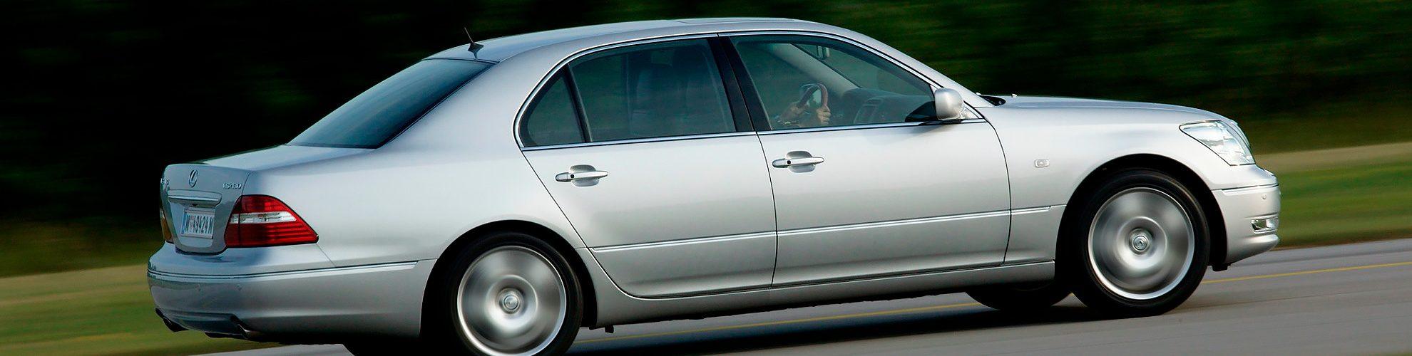 Технические характеристики Lexus LS 430