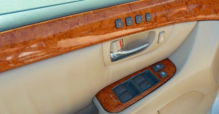 Для босса-водителя Lexus LS430
