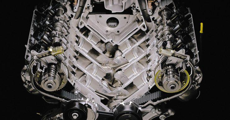 Двигатель 3UZ-FE Lexus LS430